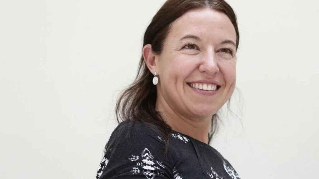 Marina Bravo, diputada de Ciudadanos en el Parlament.
