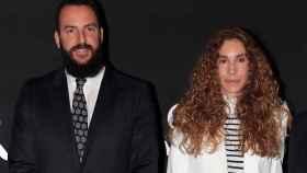 Borja Thyssen y Blanca Cuesta en un evento reciente.