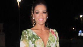Raquel Bollo durante la gala de los premios Escaparate en 2018.
