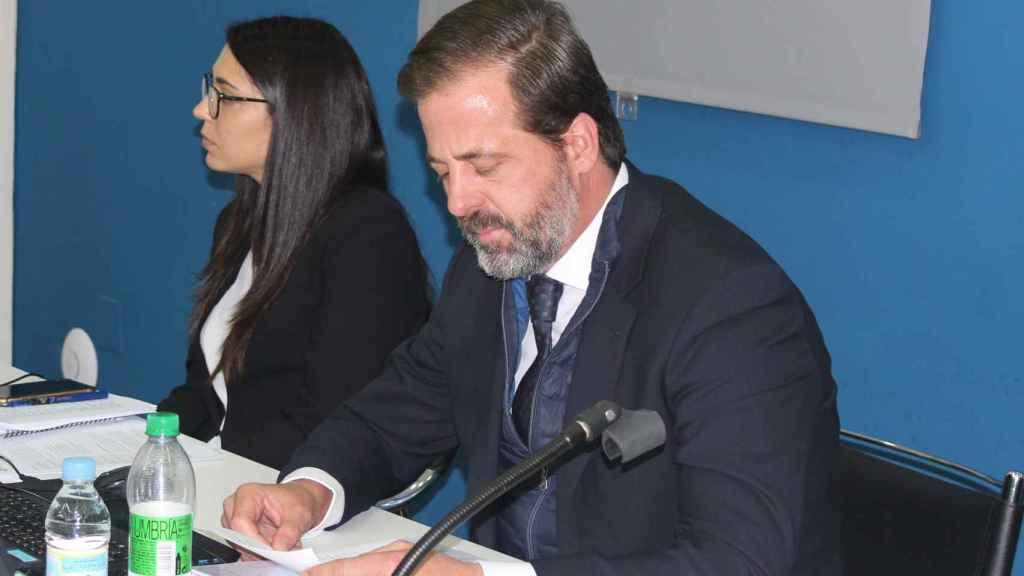 Carlos Rus, presidente ejecutivo de ASPE.