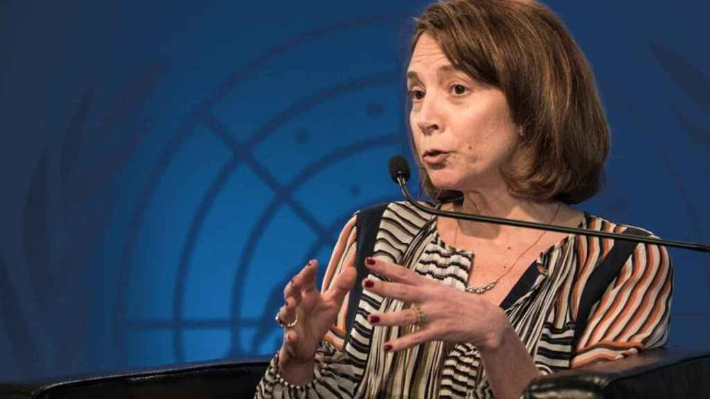 Roula Khalaf, primera directora del 'Financial Times' en sus 131 años de historia