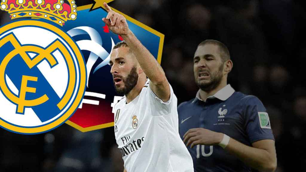 Francia pide la vuelta de Benzema