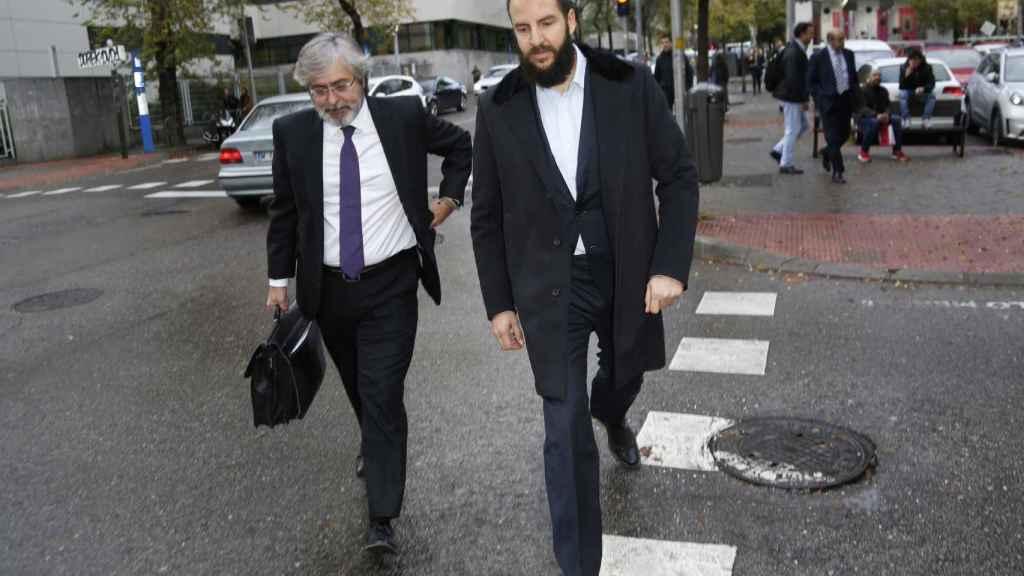 La Fiscalía ha pedido pidió dos años de cárcel, 600.000 euros de multa y la devolución de otros 600.000 euros a la Hacienda Pública para Borja Thyssen.