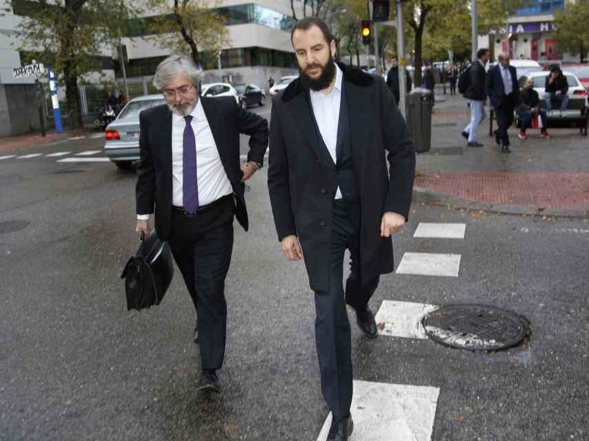 Este miércoles se ha celebrado el juicio contra Borja Thyssen por un supuesto delito de fraude fiscal.