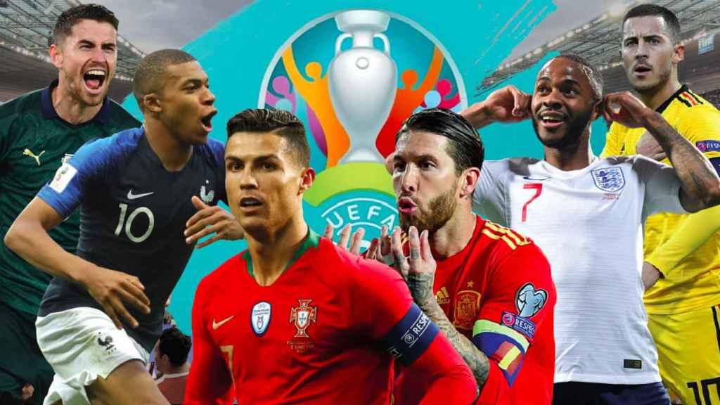 El cuadro de la Eurocopa 2020 se decide