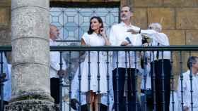 Los reyes Felipe y Letizia en La Habana.