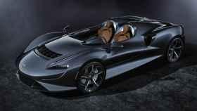 Nuevo McLaren Elva: quién necesita parabrisas cuando tienes 804 caballos