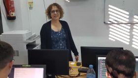 Inma (55) lleva trabajando en un instituto distinto de Andalucía desde 2008.