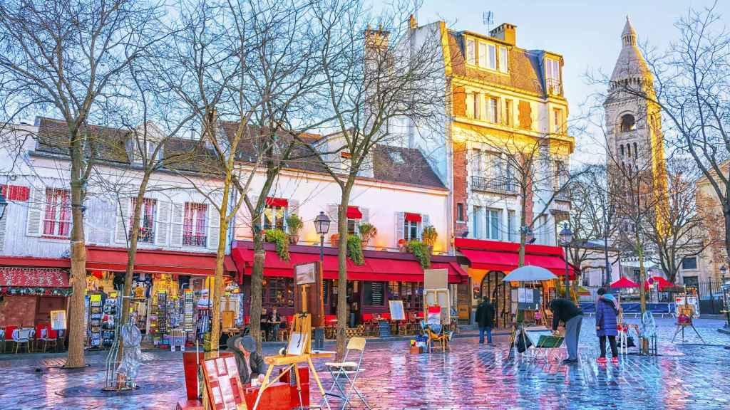 Calles de París.