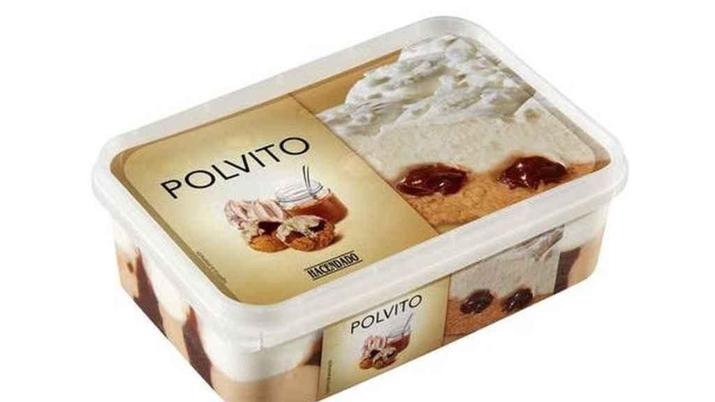 Los helados Hacendado los hace Alacant.