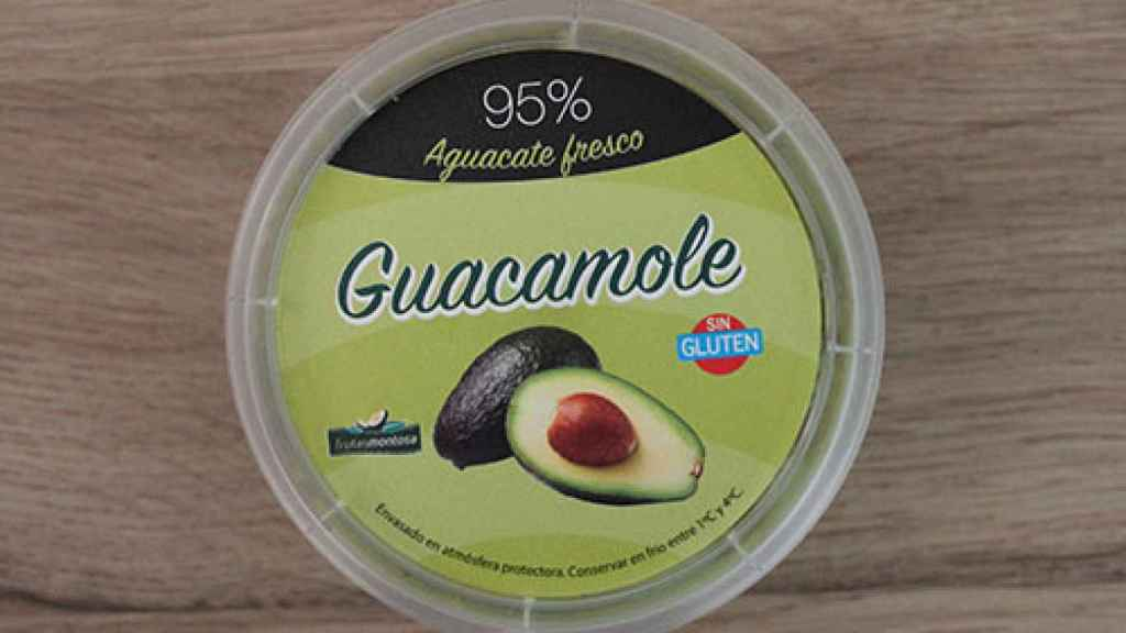 El proveedor de los aguacates de Mercadona y del Guacamole es Montasa.