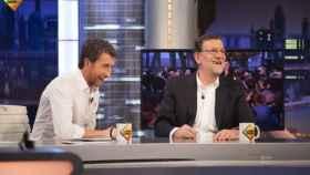 Rajoy en 'El Hormiguero' (Antena 3)