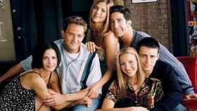El reparto de 'Friends' (HBO)