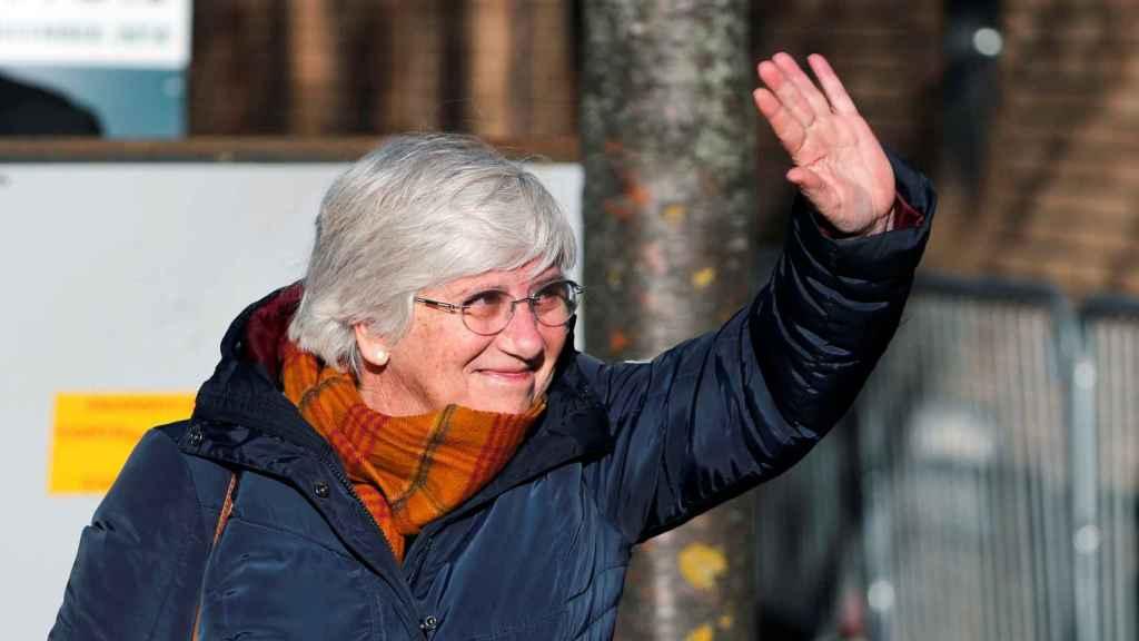 La exconsellera de Educación Clara Ponsatí en una imagen de archivo.