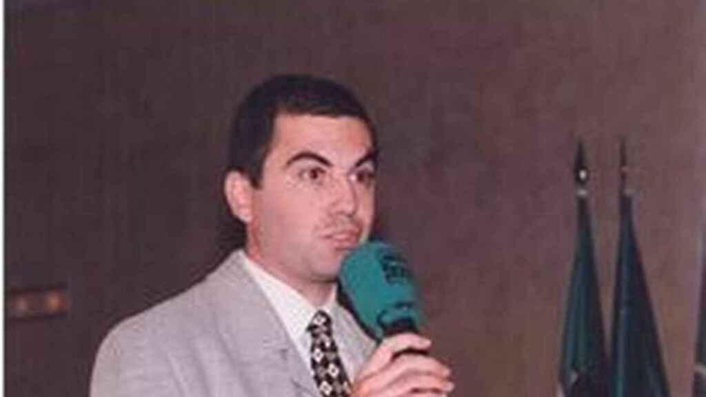 Carlos Alsina en sus comienzos en Onda Cero, en una imagen de archivo.