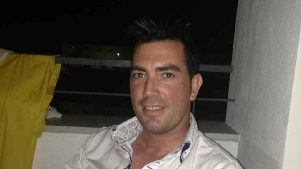 Luis Salazar en una imagen de sus redes sociales.