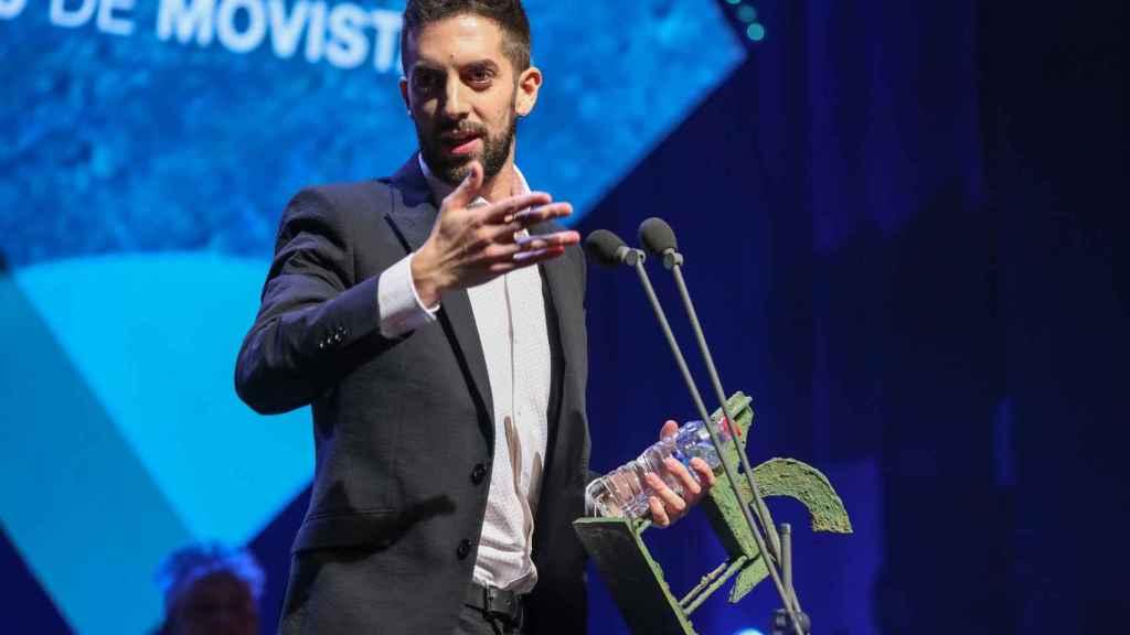 David Broncano durante la celebración de los Premios Ondas.