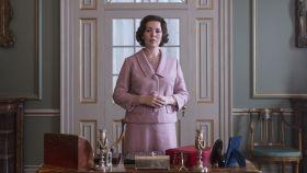Olivia Colman en 'The crown'.