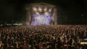 Imagen de archivo del Festival Gigante en Guadalajara