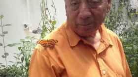 Francisco en su foto de perfil de Facebook