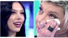 Alejandra Rubio junto a su madre Terelu en 'Volverte a ver'