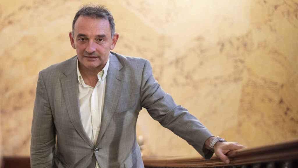 Enrique Santiago, secretario general del PCE y diputado por Podemos.