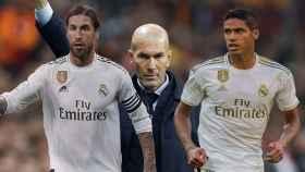 Vuelve la mejor pareja de centrales del mundo: Ramos y Varane recuperan su mejor versión