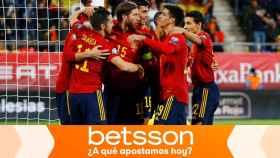 Multiplica por cinco tu apuesta si aciertas el resultado de la victoria de España ante Rumanía