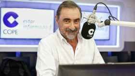 Carlos Herrera, en una imagen de archivo