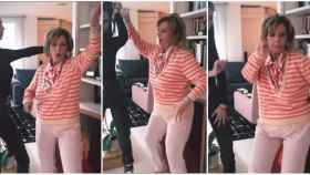 María Teresa Campos, protagonista del último vídeo de su nieta en redes.