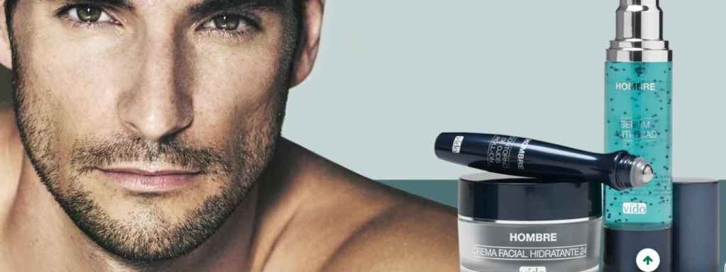 Los tres productos para el cuidado de la piel de los hombres rondan los 16 euros.