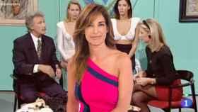 ¿Se imaginan a Mariló Montero anunciando desfiles de ropa interior?