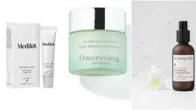 Tres productos para eliminar el acné en cuestión de minutos.