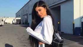 Kylie Jenner, en una de sus apariciones públicas.