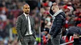 Guardiola, en 2011 y en 2019