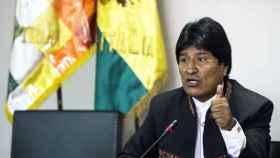 Evo Morales, en una imagen de archivo.