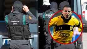 El exjugador del Málaga C.F. Koke, detenido en una operación antidroga
