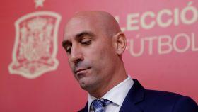 Luis Rubiales anuncia la vuelta de Luis Enrique a la Selección
