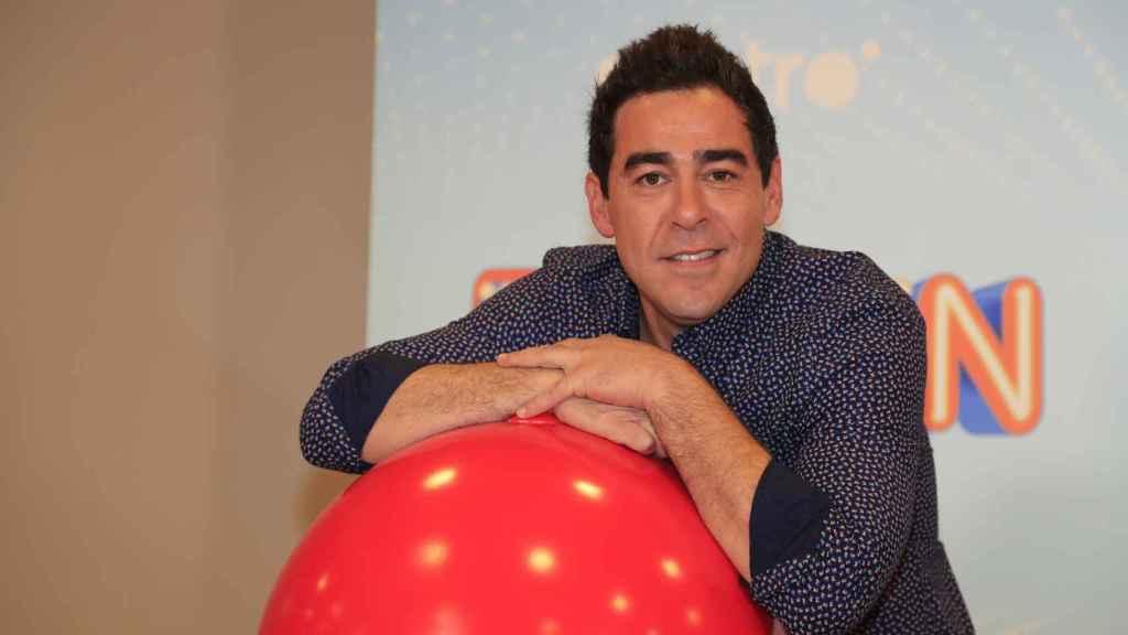 Pablo Chiapella será el encargada de presentar el concurso 'El Bribón'.