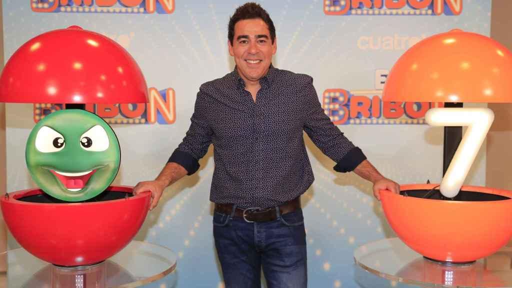 El programa 'El Bribón' se estrenará el lunes 25 de noviembre.