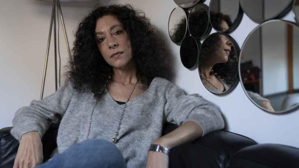 La escritora y periodista Leila Guerriero.