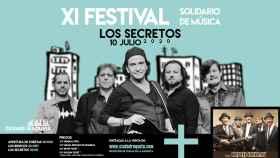 Nuestros suscriptores ya pueden comprar entradas del concierto de Los Secretos y Los Brincos