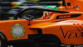 El coche de Campos Racing en la F3