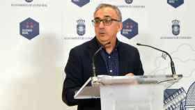Pedro Maroto, concejal de Promoción Económica de Ciudad Real