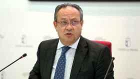 Juan Alfonso Ruiz Molina, consejero de Hacienda y Administraciones Pública, en una imagen reciente de Óscar Huertas
