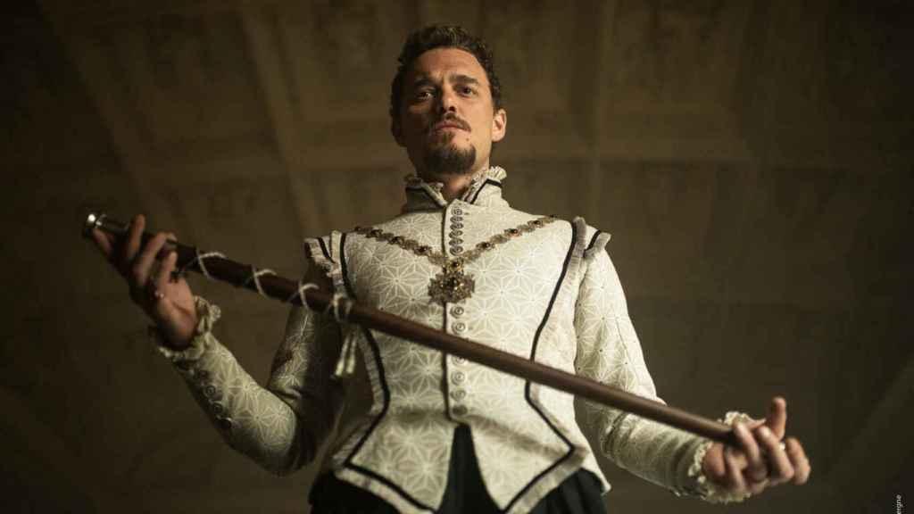 Fotograma de la segunda temporada de La peste.