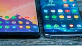Pantallas de 120 Hz en Samsung: estas imágenes lo demuestran