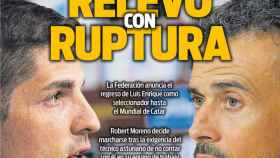 Portada Sport (20/11/19)