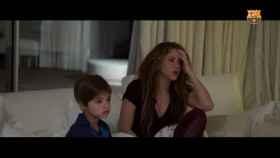 Shakira sufre la remontada del Liverpool al Barcelona