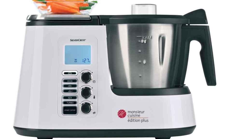 Foto del robot de cocina de Lidl.